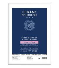 Carton entoilé N°10P - LEFRANC BOURGEOIS