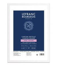 Carton entoilé N°3P - LEFRANC BOURGEOIS