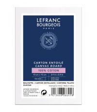 Carton entoilé 10 x 15 cm - LEFRANC BOURGEOIS