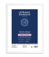 Carton entoilé 18 x 24 cm - LEFRANC BOURGEOIS