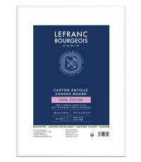 Carton entoilé 50 x 70 cm - LEFRANC BOURGEOIS