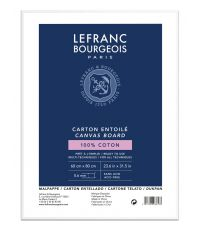 Carton entoilé 60 x 80 cm - LEFRANC BOURGEOIS
