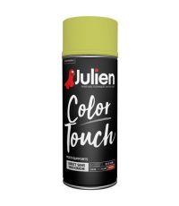 Bombe peinture aérosol, Color Touch, vert anis brillant 400 ml - JULIEN