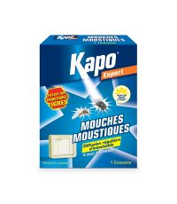 cassette insectes volants - KAPO