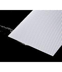 Styroglass® pointe de diamant - ép. +/- 2,5 mm - 200 x 100 cm - SEDPA