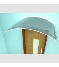Marquise aluminium 120x90cm Liverpool