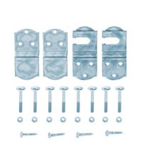 Accessoires barre de sécurité volet carrée nr/C - GAH ALBERTS