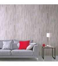 Lambris PVC Oak gris - 260 x 37,5 cm - GROFILLEX
