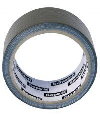 Toile adhésive de réparation grise 10mx48mm - SCOTCH
