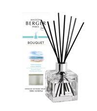 Bouquet parfumé cube Vent d'Océan 125mL - LAMPE BERGER