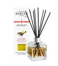 Bouquet parfumé cube Vanille Gourmet 125mL - LAMPE BERGER