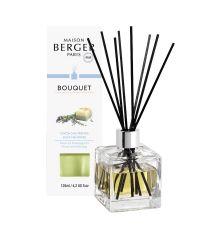 Bouquet parfumé cube Savon d'Autrefois 125mL - LAMPE BERGER