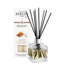 Bouquet parfumé cube Etoile d'Orient 125mL - LAMPE BERGER