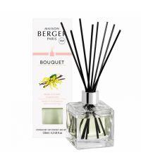 Bouquet parfumé cube Soleil d'Ylang 125mL - LAMPE BERGER