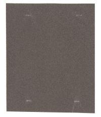 Feuilles abrasives toile émeri 230x280mm gr120