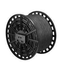 Touret câble rigide U1000 R2V 4G1,5mm² 125m noir - DEBFLEX