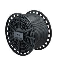 Touret câble souple H07RN-F 3G1,5mm² 125m noir - DEBFLEX