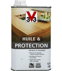 Huile protection wenge 0,5l