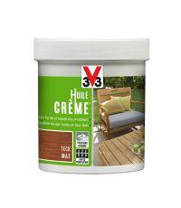 Huile crème ton bois 0,5l