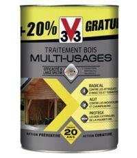 TRAITEMENT MULTI USAGES 5 L + 20% GRATUIT