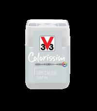 Peinture multisupport Colorissim gris calque satin testeur 75ml - V33