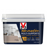Peinture Rénovation Multisupport chanvre satin 0,5L - V33