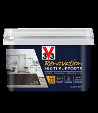 Peinture Rénovation Multisupport fonte métal 0,5L - V33