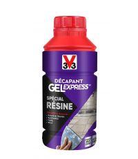 Décapant gel spécial résine 0,5L - V33