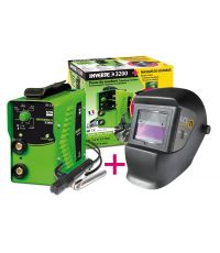 Poste à souder Inverter 3200+masque LCD 11 - GYS