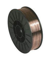 Fil plein acier g3si1/er70s-6 ø0,8-bob s200/5kg