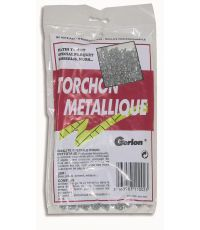 Torchon métallique abrasif pour ponçage - GERLON