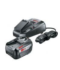 Starter set bat 1 x 6,0Ah + chargeur AL18300CV - BOSCH