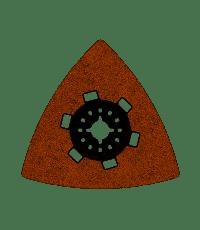 Plateau de ponçage Schleifteller Starlock AVZ 90 RT2 - BOSCH