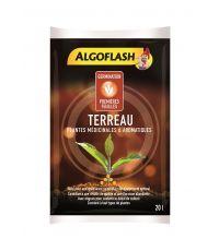 Terreau Plantes médicinales 20L - COMPO ALGOFLASH