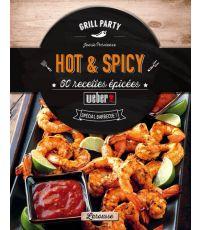 Livre de recettes : Hot and Spicy - WEBER