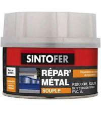 Mastic Répar' métal souple Sintofer 500 ml - SINTO