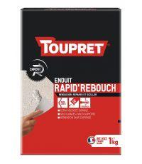 Enduit Rapid'Rebouch poudre 1kg