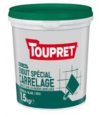 Enduit Spécial Carrelage pâte 1,5kg