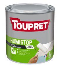 Enduit de traitement Humi stop Liquide 1kg TOUPRET