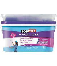 Enduit Magic'liss 8 kg - TOUPRET