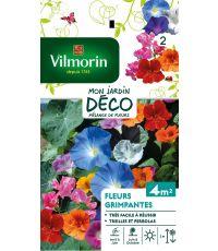 Graines Mélange de Fleurs Grimpantes 4m² - VILMORIN