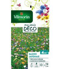 Graines Mélange de Fleurs Gazon Japonais 4m² - VILMORIN