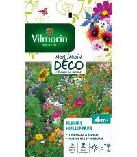 Graines Mélange de Fleurs Mellifères 4m² - VILMORIN