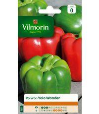 Graines Poivron Yolo Wonder - VILMORIN