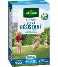 Gazon ultra résistant 200g - VILMORIN