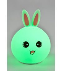 Objet lumineux blanc rabbit