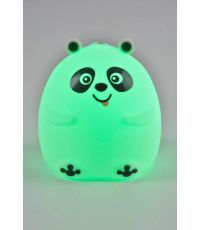 Objet lumineux blanc panda