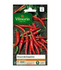 Graines Piment de Cayenne - VILMORIN