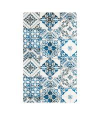 Tapis de cuisine Azulejos bleu