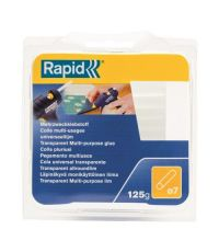 Colle multi-usages 125 g transparente ø 7 mm - RAPID